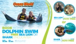 Get FREE Sea Lion or Shark Encounter